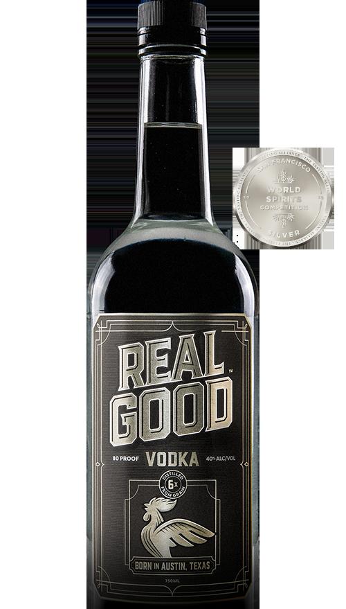 Austin's Original Real Good Vodka